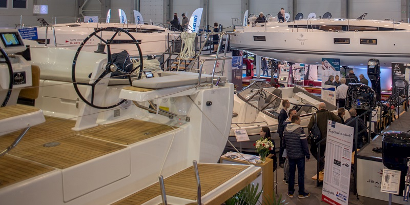 Sikerrel zárt a 28. BUDAPEST BOAT SHOW