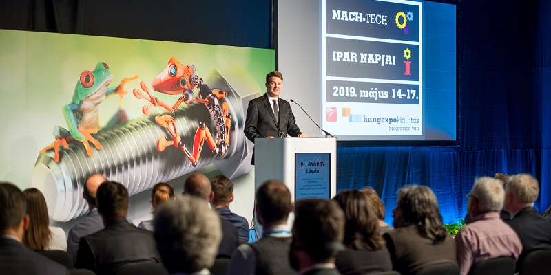 MACH-TECH – INDUSTRY DAYS 2019 – Record growth, record participation