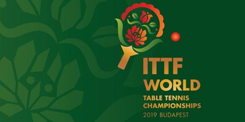 Liebherr 2019 ITTF World Table Tennis Championships Budapest