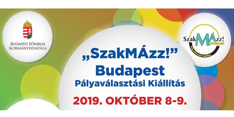 """""""SzakMÁzz!"""" Budapest"""