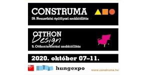 Október 7-11. között vár a CONSTRUMA kiállításcsokor!
